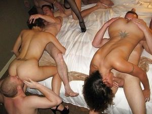 bi swinger party