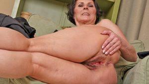 older women anal sex