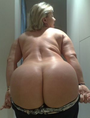 big sexy mature ass