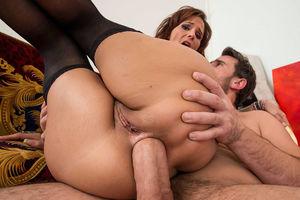 anal sex mom