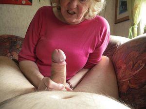 bbw granny blowjob