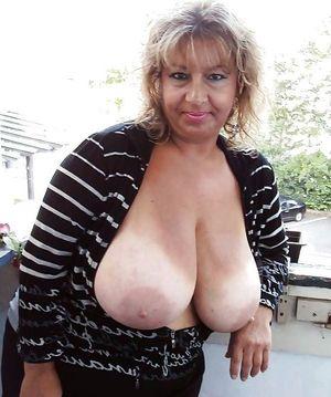 big fat mature boobs