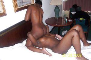 black ebony lesbian sex