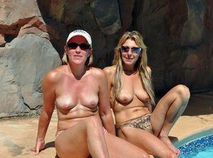 old mature nudist