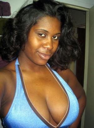 big ass black mother