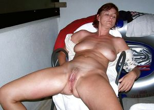 naked chubby granny