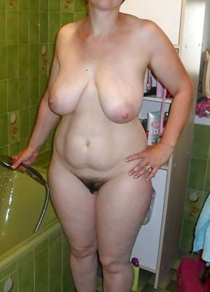 hairy bush milf