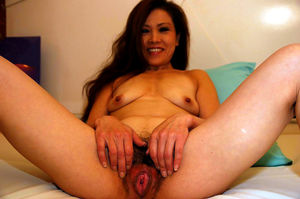 asian hairy pussy video