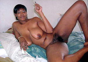 ebony granny videos