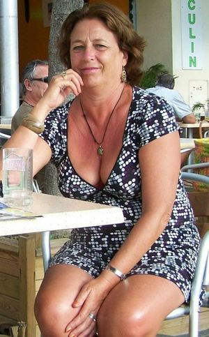 beautiful mature wife
