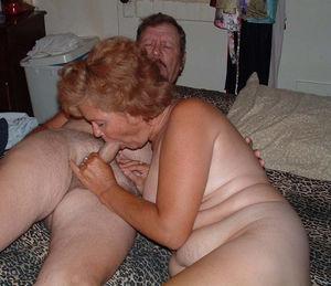 granny open pussy