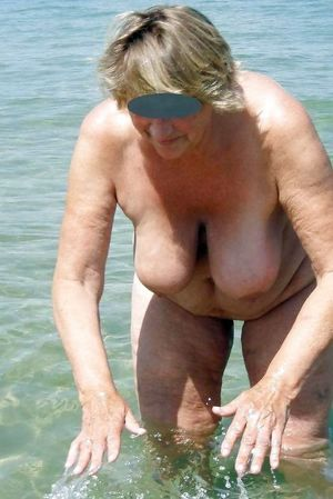 nude beach matures