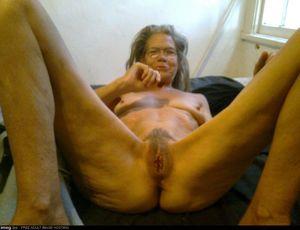 old nude granny