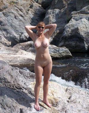 nude mature swingers outdoors