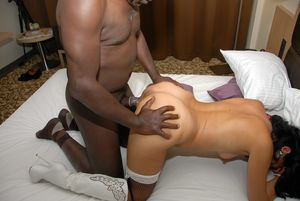 amateur wife interracial sex