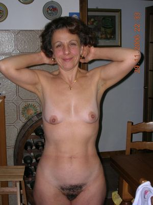 mature wife hairy pussy