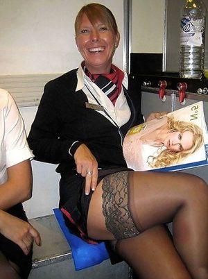 milf white stockings