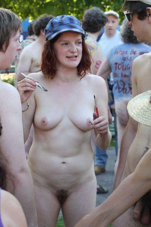 asian nude public