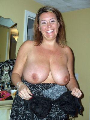 sexy big tit mature