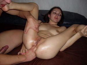 homemade anal sex video