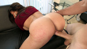 pawg anal sex