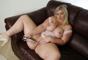 bbw mature mom