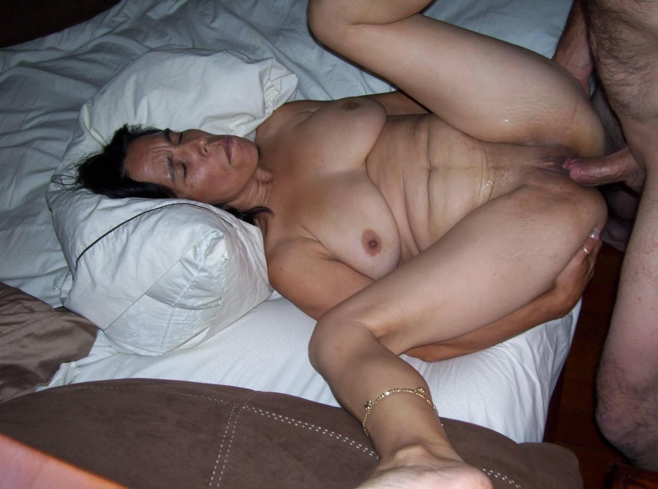 Ugly asian milf hard sex
