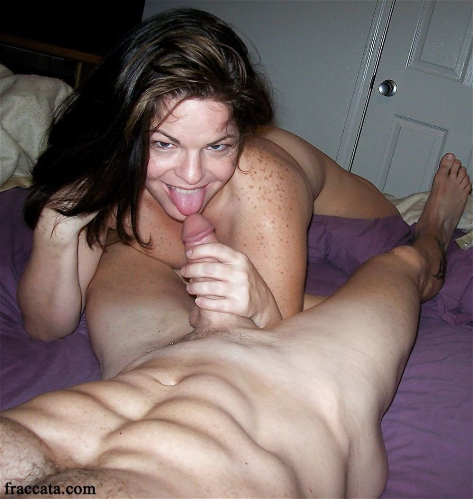 Attractive mommy having phone sex masturbates