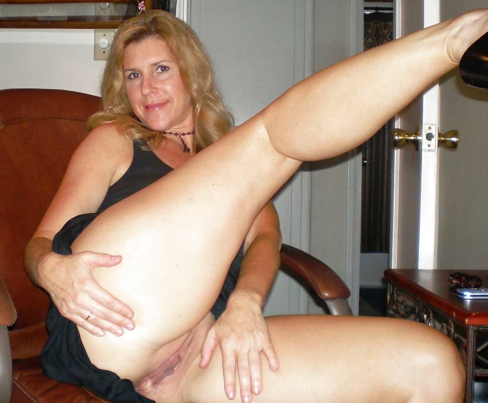 Busty mature housewives