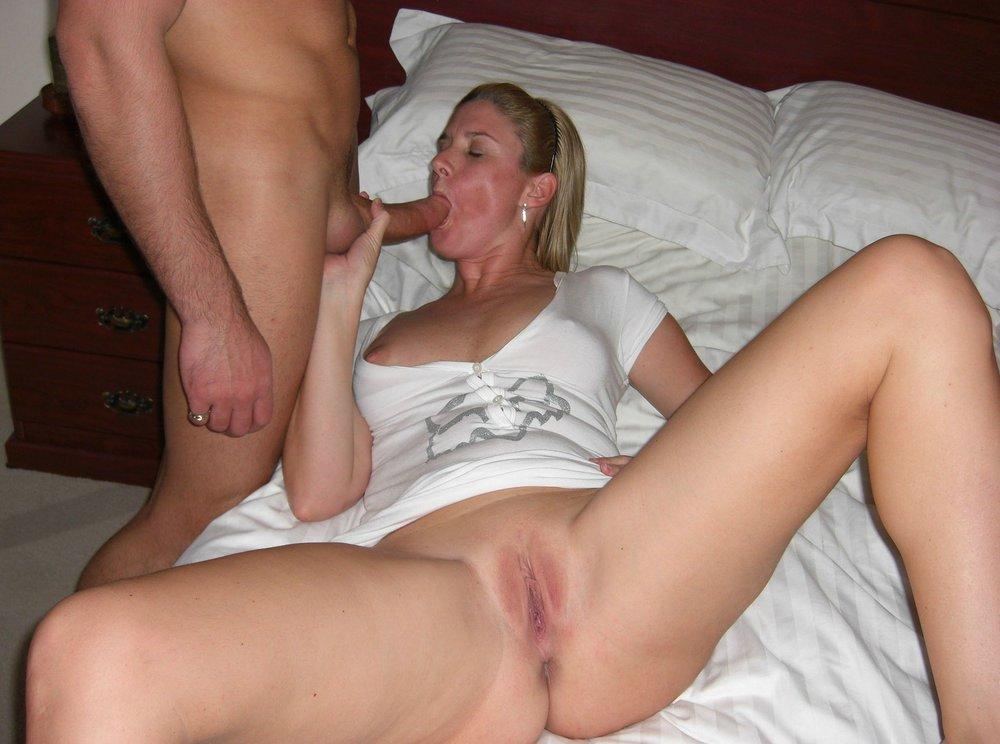 Amateur fucked mature wife