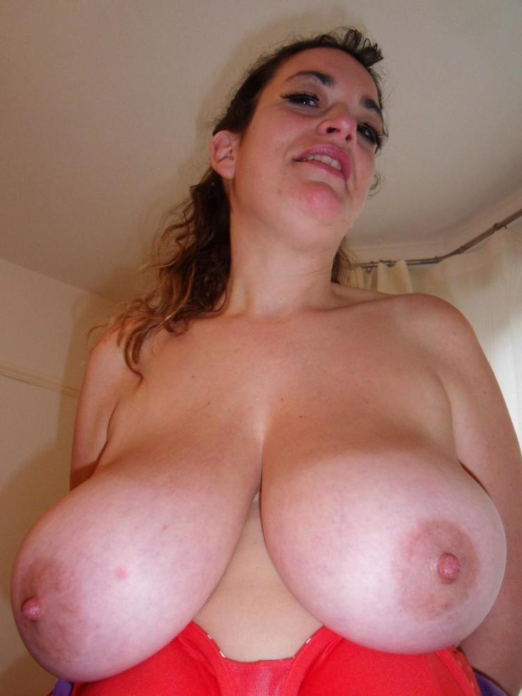 My Gorgeously Sexy Wife Is Damn Proud Of Her Huge Luscious Breasts