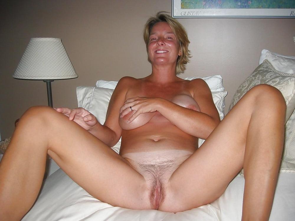 Wife bucket wife amateur spread