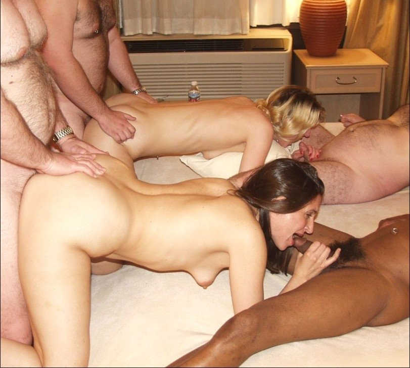 Photos from real swinger sex parties