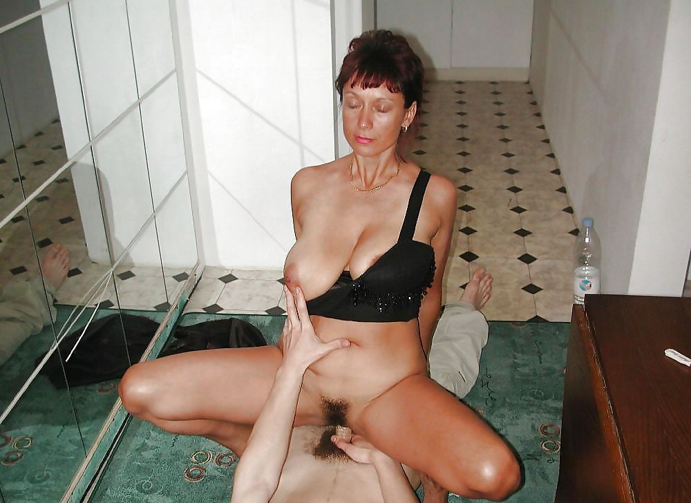Amateur Hairy Chick Amalia Adds Some Intensity To Cool Sex Scene