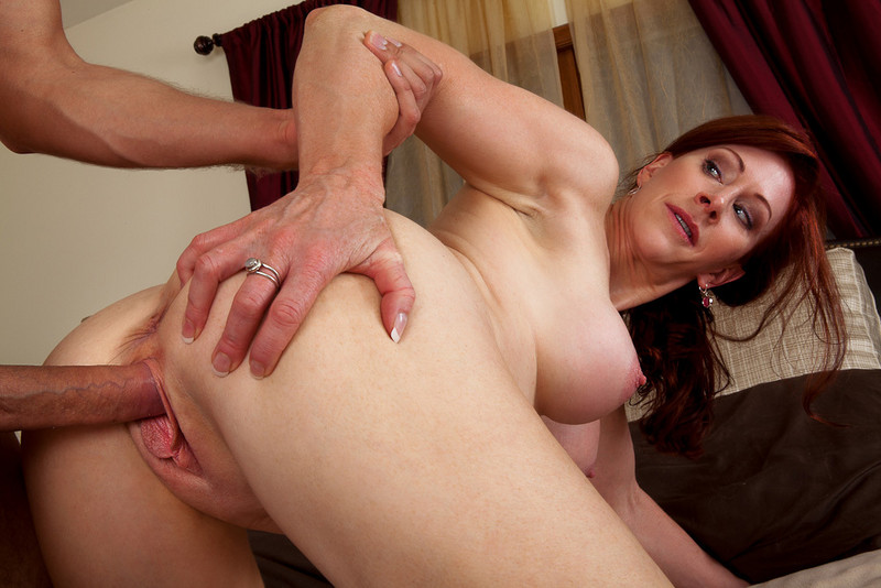 Blond milf anal two guys xxx rough ass fucking