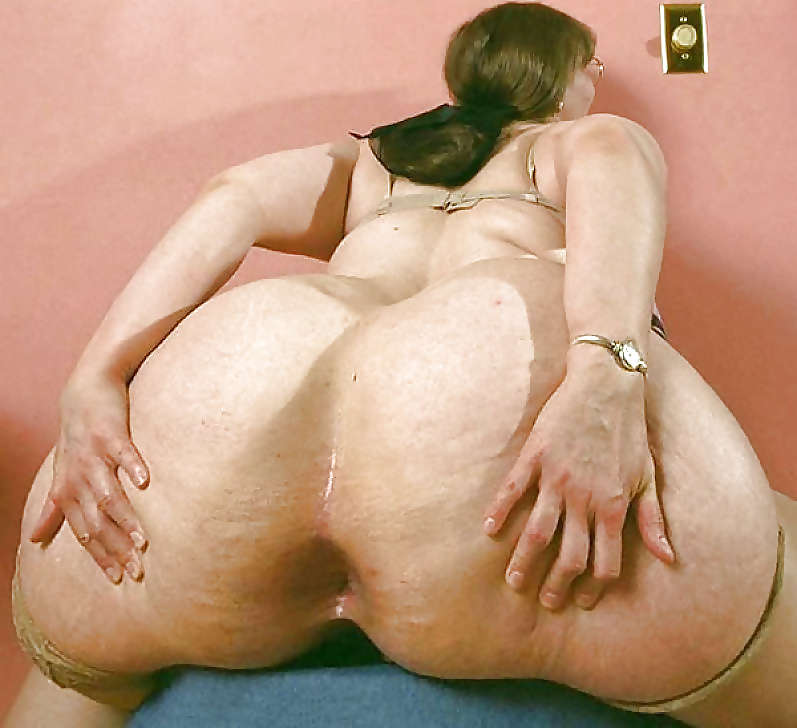 One woman's quest for the world's biggest butt