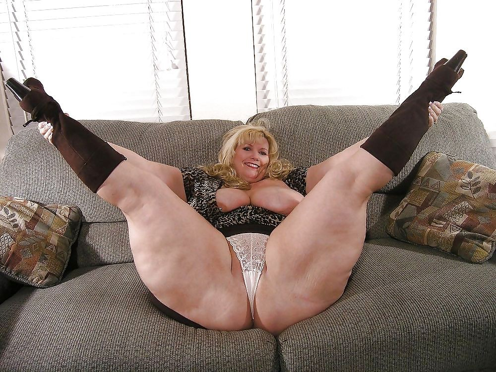 Mature and BBW wearing Boots 8 upskirtporn