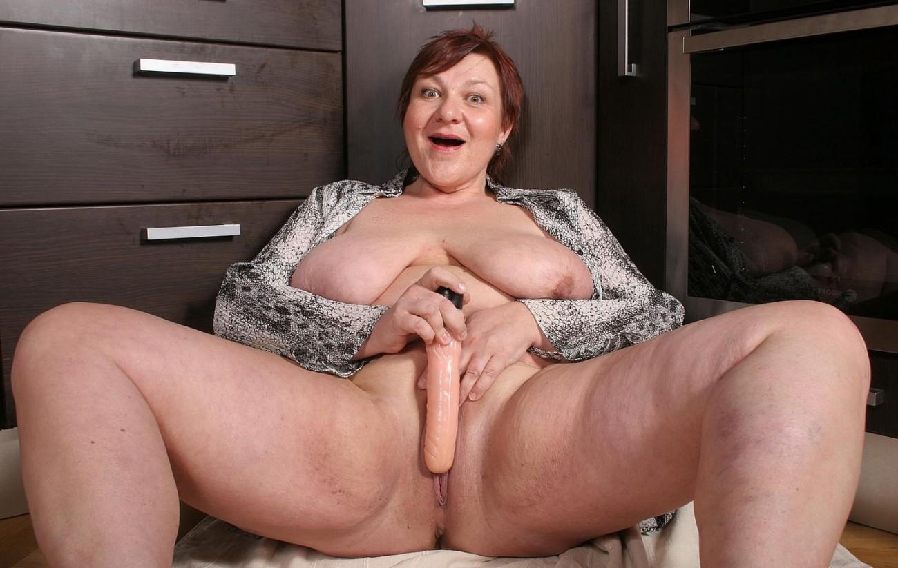 Nude black old ladies with big boobs