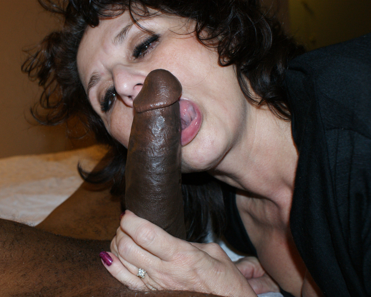 Wife Loves Big Black Dick
