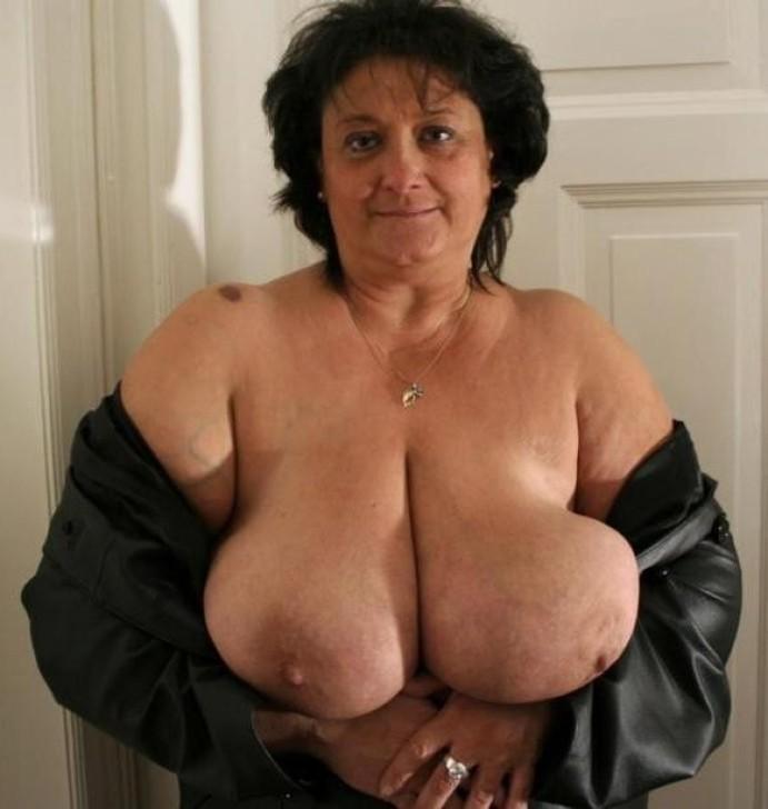Big old breasts nude sex