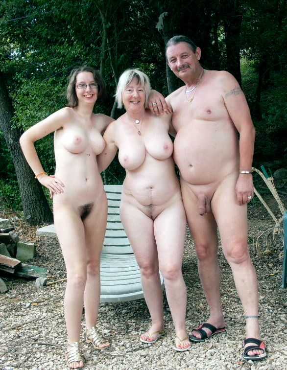 Private nude photos of one family, amateur big tits mom and daughter nudists