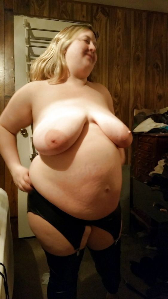 Nude fat women with big asses and big bellies