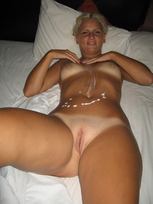 Naked mom with wide hips on the bed, I like Sexy BBW