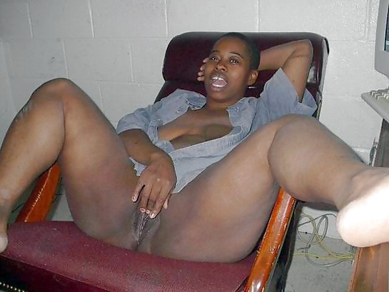 Cock-starved black women turns into a whores in these private sex pics