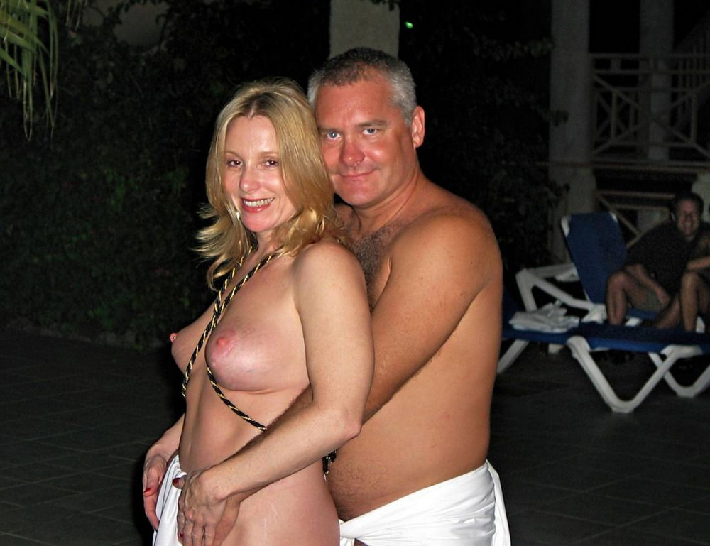 Hot european mature swinger party