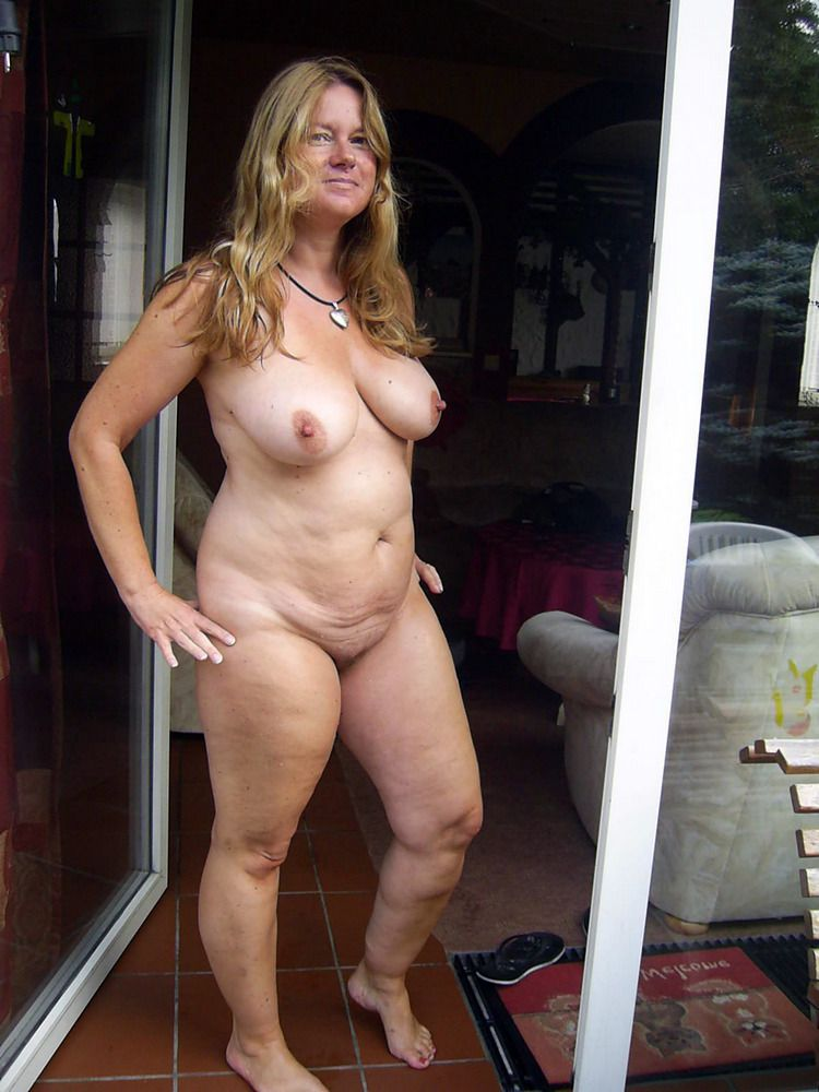 Funny mature whores flashing their tits and slits outdoor